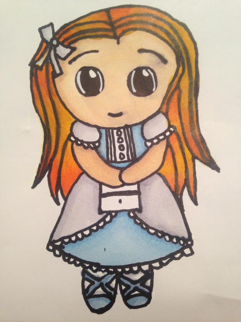 Sarah by angelmarlo