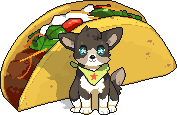 taco dog by rainslick