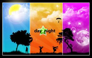 day2night by velitchko