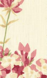 Floral Material Sample