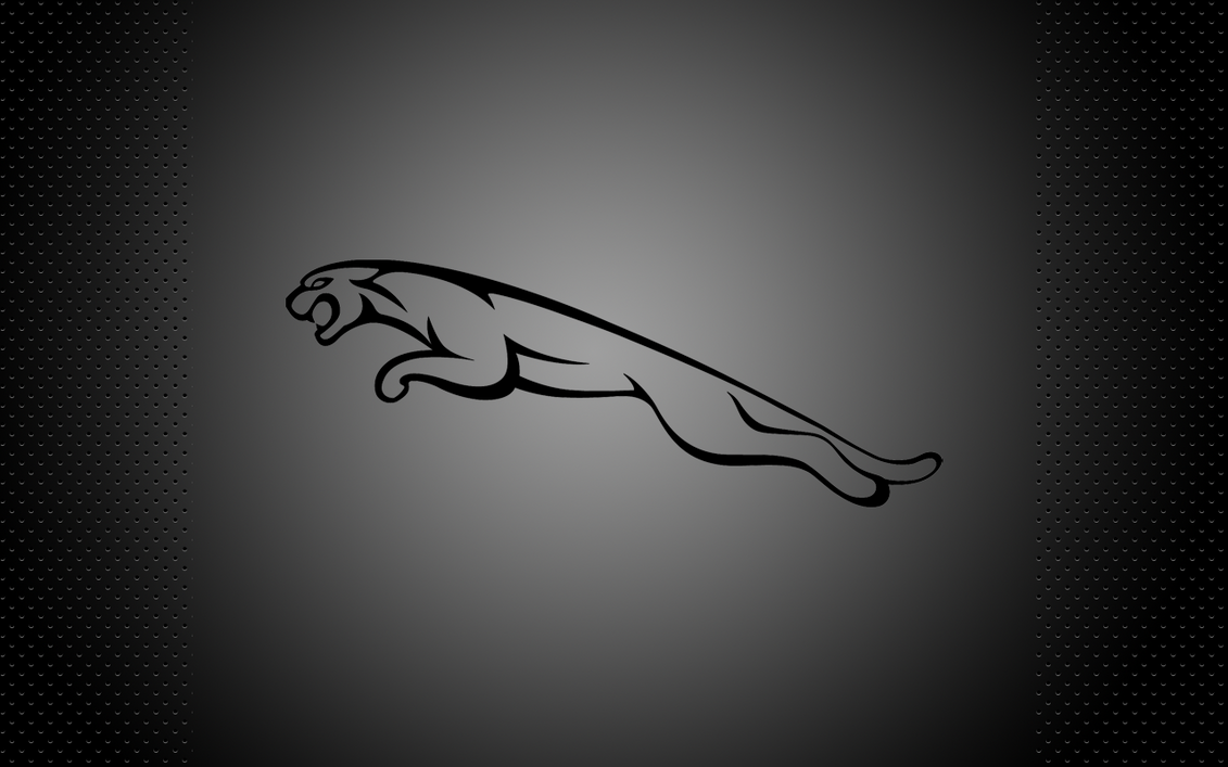 Jaguar Logo 3d Wallpaper