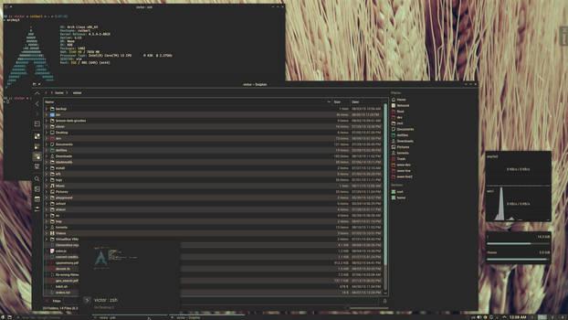 Gruvbox KDE