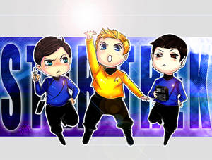 ST- Kirk-Spock-McCoy