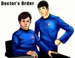 ST- McCoy Spock