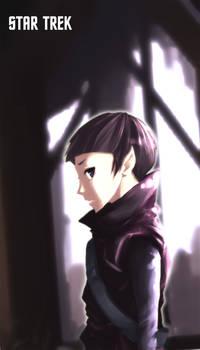 ST-Spock child