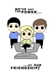 we ve got the power by Mkb-Diapason