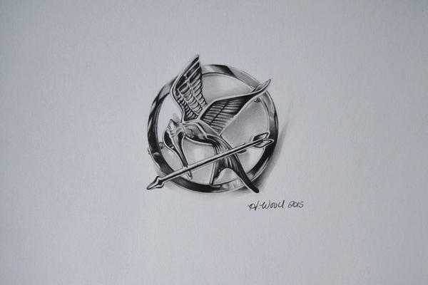Mockingjay by heatherw290