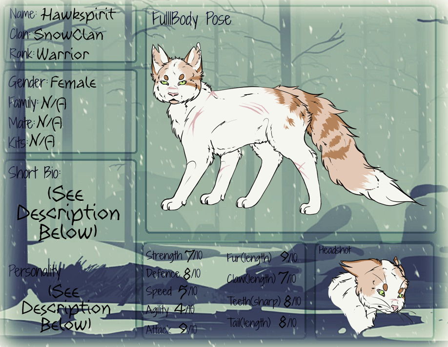 Warrior Cats Forced Mating Kits