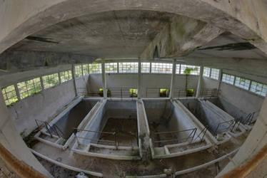 Kaolin factory - Tanks by ExaVolt