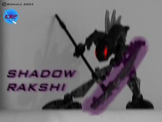 Shadow Rakshi? by Taiconan