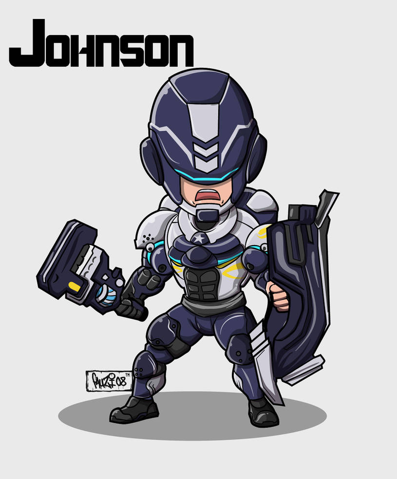 Johnson Chibi Mobile Legend By Creatorina On DeviantArt
