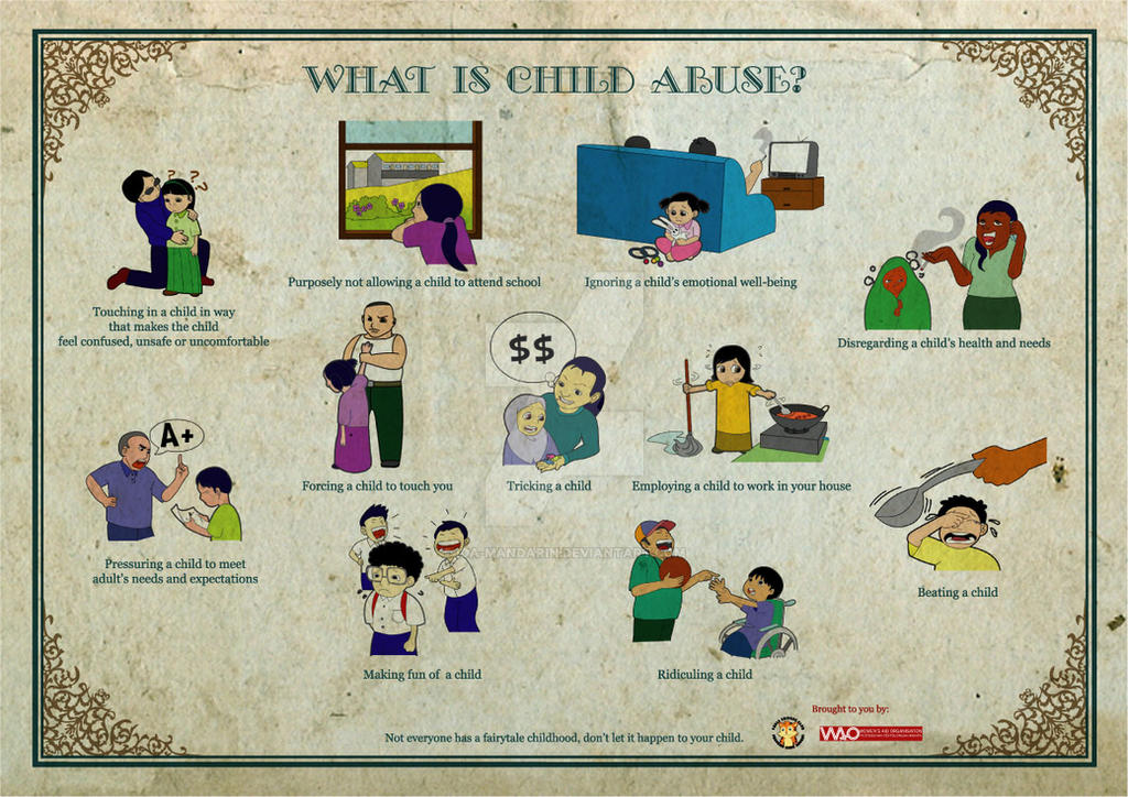 Understanding the Different Forms of Child Neglect