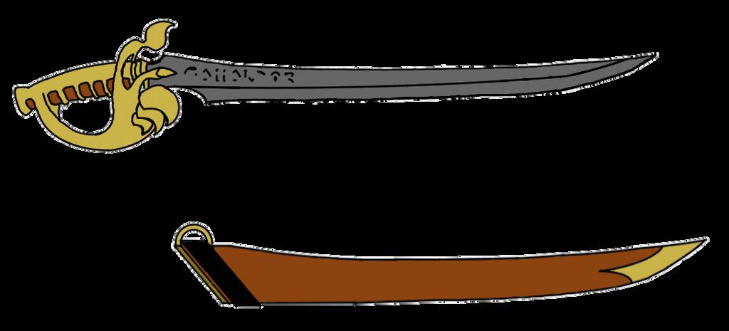 Callandor - Rune Cutlass