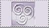 Air Bender Stamp by Katttty920