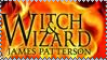 Witch and Wizard -Stamp- by Katttty920