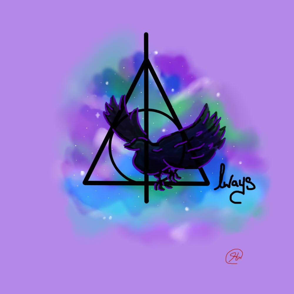 Always Ravenclaw by ShiraYukiHyo