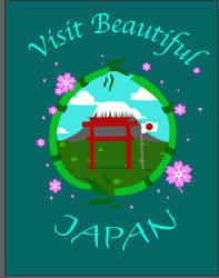 Visit Beautiful Japan!