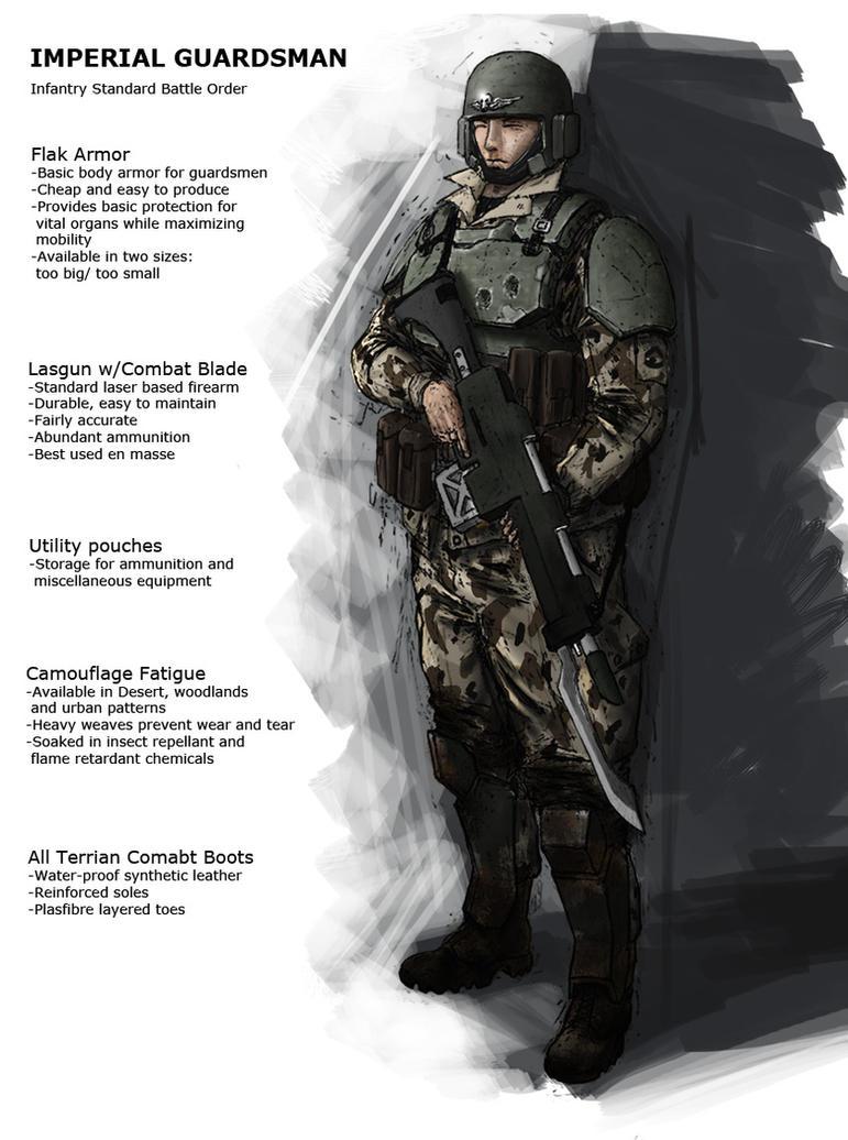 Guardsman by mrmao