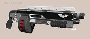 Assault Shotgun Concept
