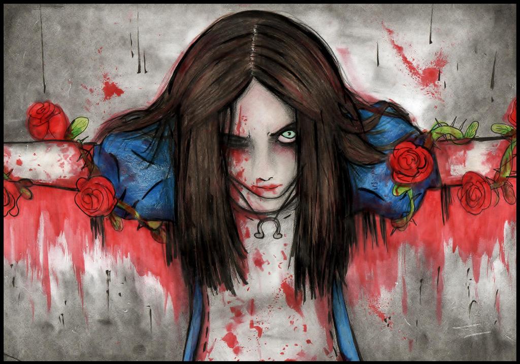 Pain by Saoirsa