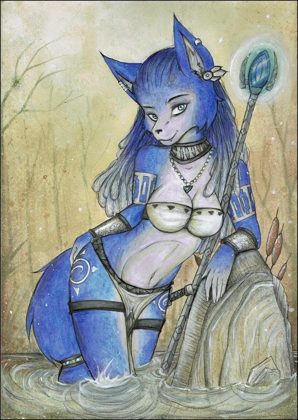 Noble Huntress by Saoirsa