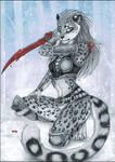 Cold Warrior by Saoirsa