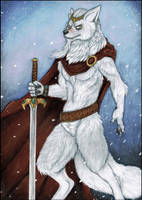 Arctic King by Saoirsa