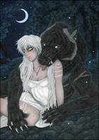 Don't fear the bad Wolf by Saoirsa
