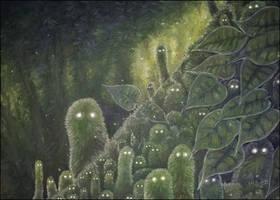 Watchful Undergrowth