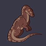 Dinosaur Bean