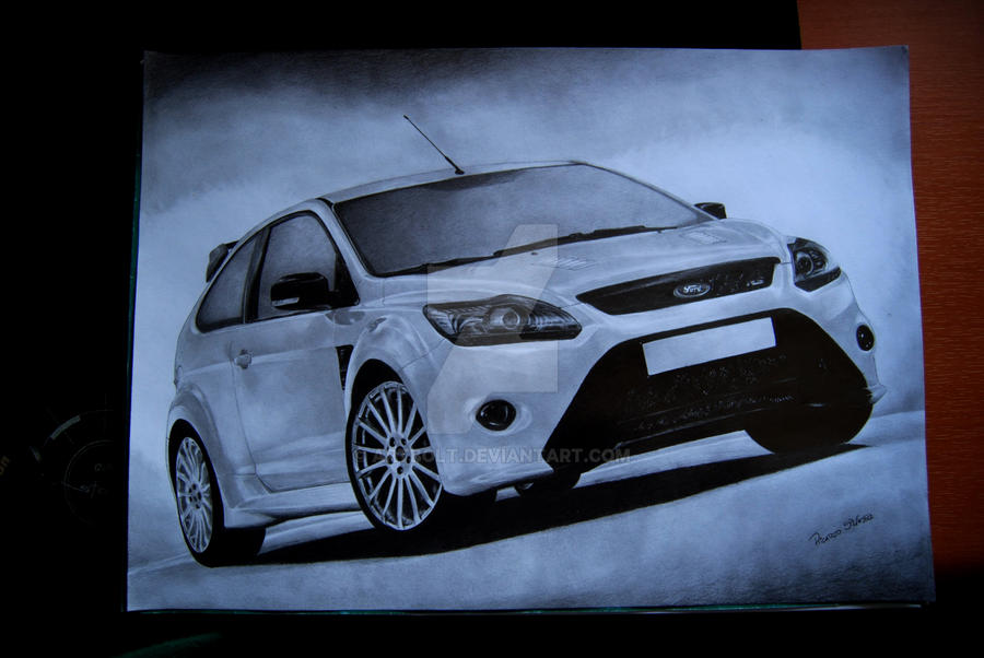 ford focus rs original for sale by artbolt on deviantart. Black Bedroom Furniture Sets. Home Design Ideas