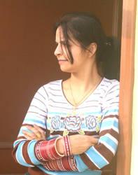 my beautiful wife by bsbirdi