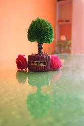 Table top showpiece by bsbirdi