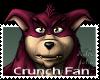Crunch Bandicoot Stamp