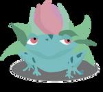 Pokechallenge: Ivysaur