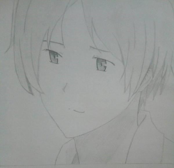 Natsume Takashi by AkemiKudo