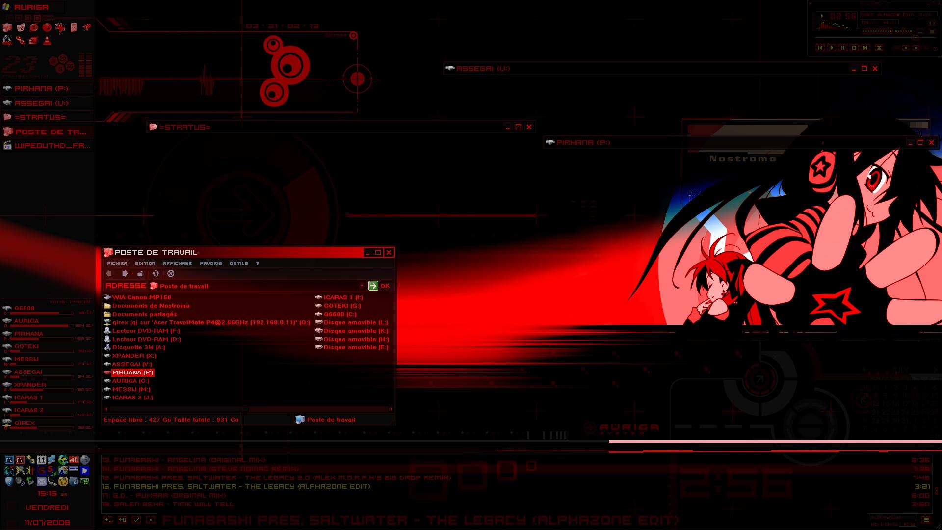 Auriga Desktop by nostro-fr