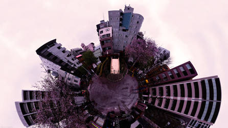 Little Planet Ajiro Playground, Azabu-Juban by nostro-fr