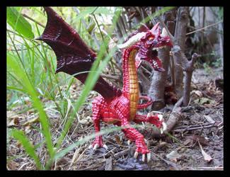Dragon Emperor by AndyDragon