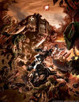 Conquest of Armageddon Cover