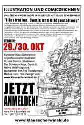 VHS Art Workshop Oct 2011 by KlausScherwinski