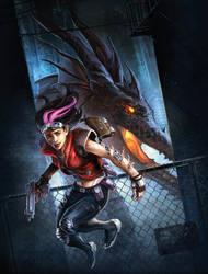 Shadowrun Strassenlegenden: Street Legends by KlausScherwinski