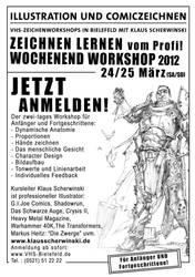 Workshop 2012 by KlausScherwinski