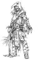 Degenesis Apok from Purgare for Mephisto #55