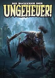 Ungeheuer #2 by KlausScherwinski