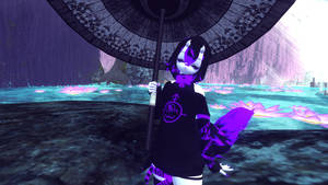 VRChat-An old Avatar
