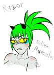 D.I.D-Eliza Razola aka Razor