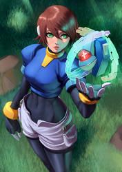 Aile - Megaman ZX