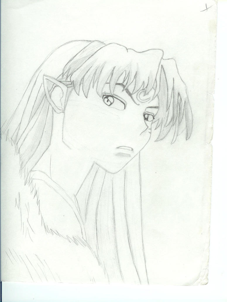 Sesshomaru by loriya