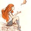 Lily Evans by phoenixtraene